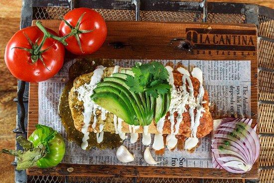 Tacos La Cantina: Beautiful Burritos