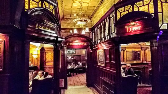 The Philharmonic Dining Rooms  Great pub. Great pub   Picture of The Philharmonic Dining Rooms  Liverpool