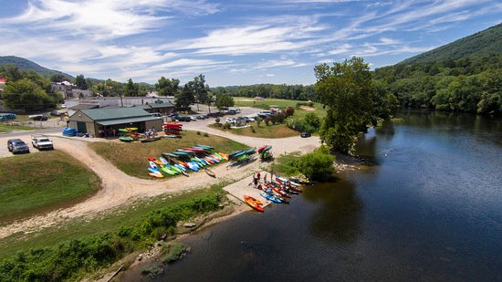 Twin River Outfitters   Buchanan, VA along the James River