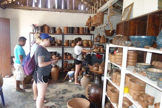 Granada, Nicarágua: Pueblos Blancos ceramics and culture tour!