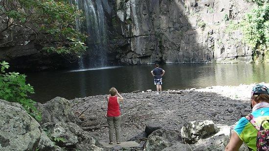 Granada, Nicarágua: Estanzuela Waterfall in Esteli!