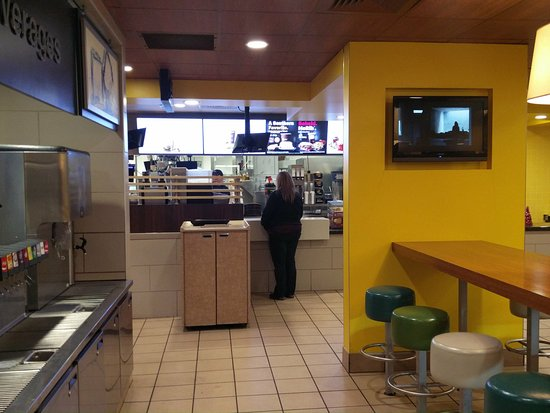 Restaurant Kitchen View kitchen view - picture of mcdonald's, greensboro - tripadvisor