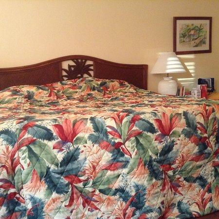 Sugar Mill Hotel: Bed