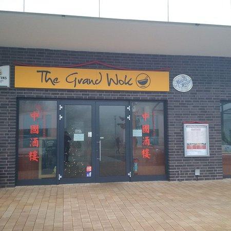 The Grand Wok: Eingang