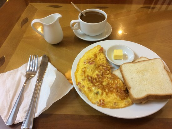Hanoi Charming Hotel: Breakfast