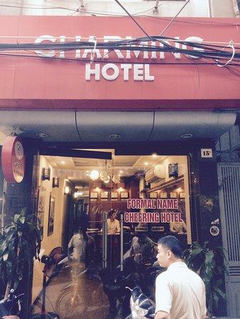 하노이 차밍 호텔 이미지
