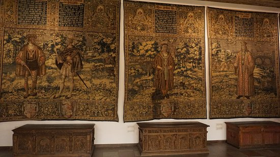 Nationalmuseet: examples of the Middle Ages
