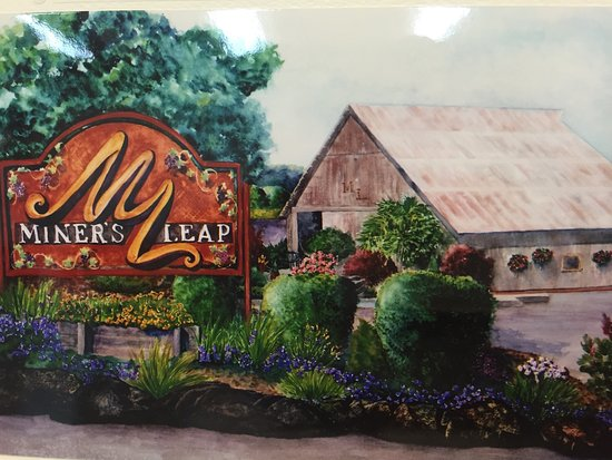 ‪Miner's Leap Winery‬
