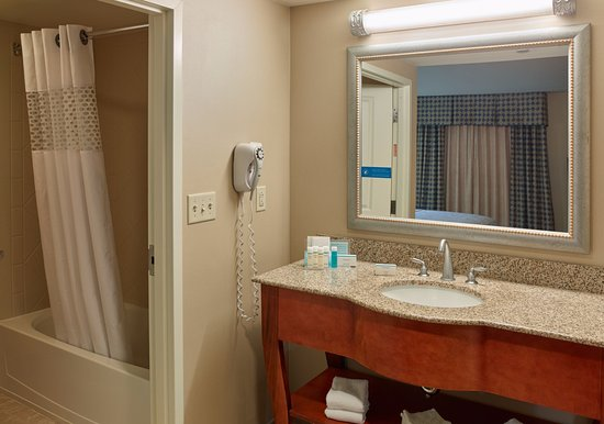 Hampton Inn & Suites North Conway: Guest Bathroom