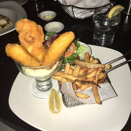 Towne Hall: Fish & Chips
