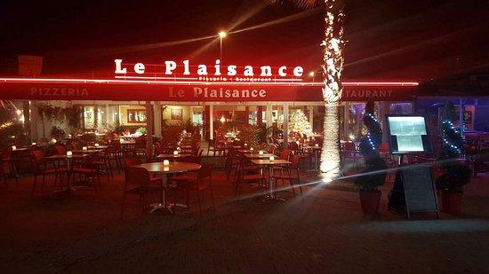 Restaurant La Plaisance St Laurent Du Var