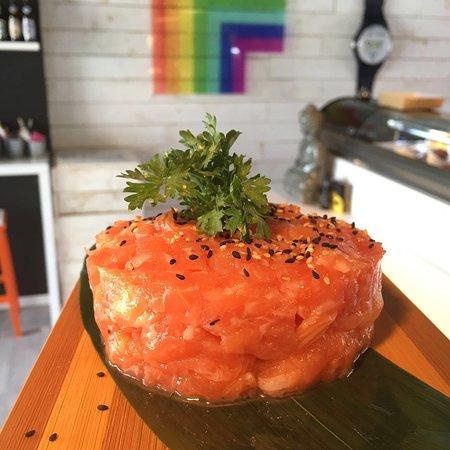rainbow sushi 2 0 tartar burger liscia