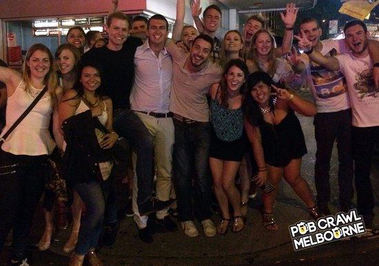 Pub Crawl Melbourne