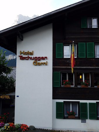 Hotel Tschuggen Photo