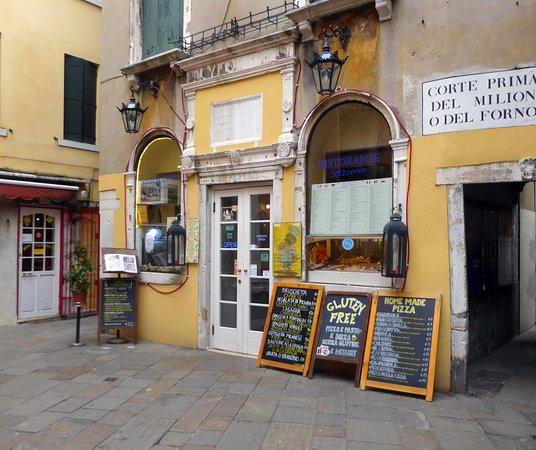 Hotel Malibran: Restaurant