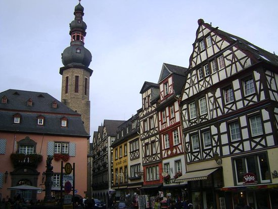 Rathaus in cochem picture of rathaus cochem tripadvisor - Cochem alemania ...