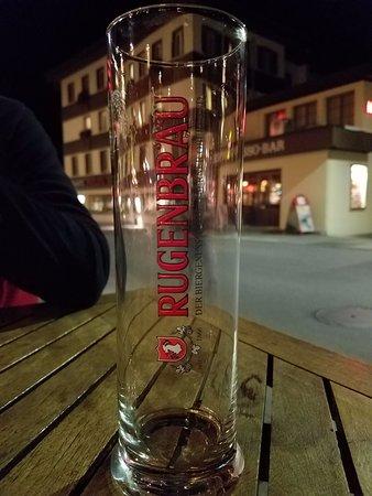Bistro Memory: the local brew