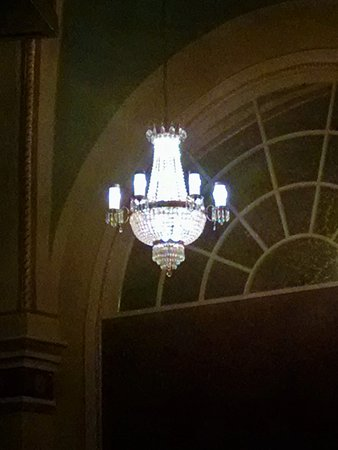 Lakewood, NJ: Small Chandelier with souroundings