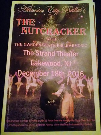 Lakewood, NJ: Handout for show