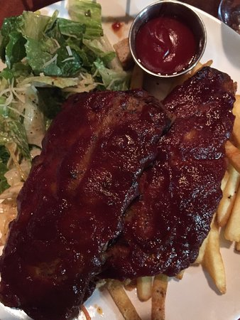 The American Grille: Baby Back Ribs