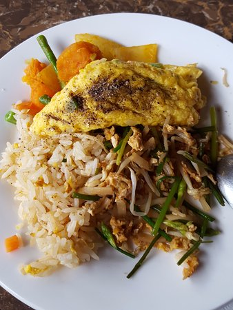 Angkor Pearl Hotel: Breakfast