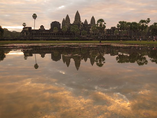 Angkor Pearl Hotel Bild