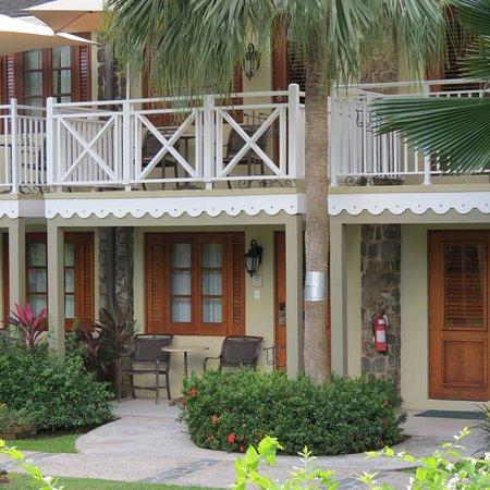 Entrance - Sandals Halcyon Beach Resort Photo