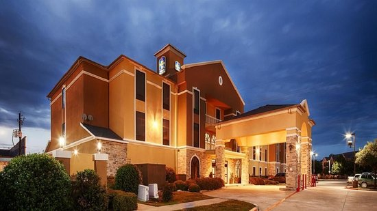 BEST WESTERN PLUS McKinney Inn & Suites