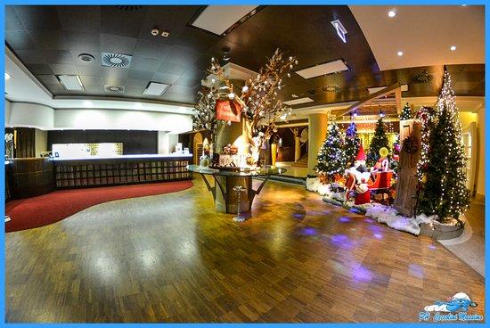 R seo hotel euroterme piscina termale picture of roseo - Roseo hotel bagno di romagna offerte ...