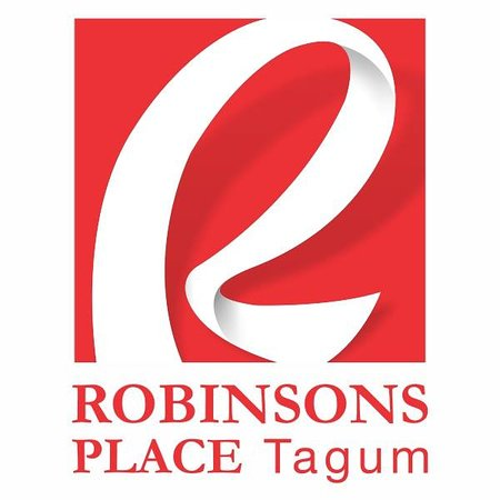 logo picture of robinsons place tagum tagum city