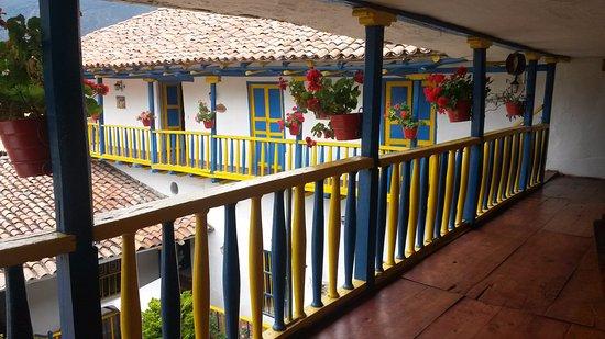 Hotel rural en El Cocuy