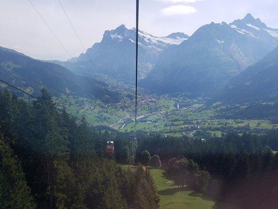 Grindelwald, Svizzera: Grund-Mannlichen