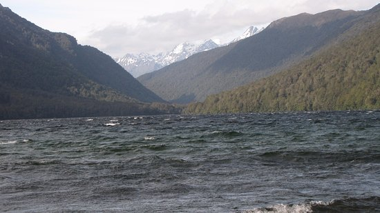 DOC Cascade Creek Campsite: Lovely Lake Gunn nearby