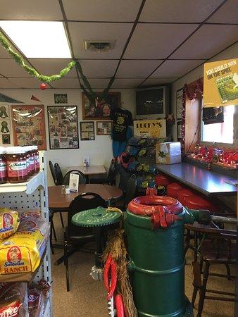 Shenandoah, เพนซิลเวเนีย: Lucky's Corner Deli
