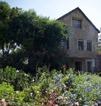 Metohi Kindelis : Kyriakos guesthouse garden
