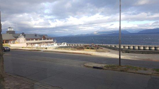 Hotel Tres Reyes: Vista desde el comedor.