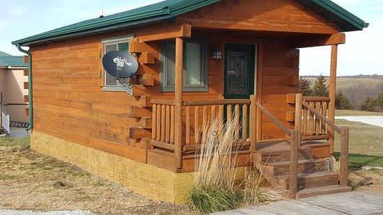 Chariton, IA: Cabin rental