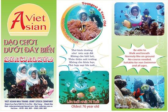 Viet Asian Nha Trang: Du Ngoan Duoi Bien