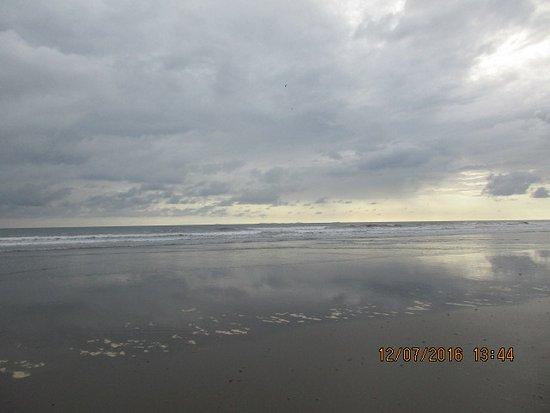 Casa Laguna: Beach at Sunset
