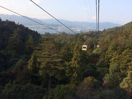 宮島ロープウェイ(広島観光開発) Picture