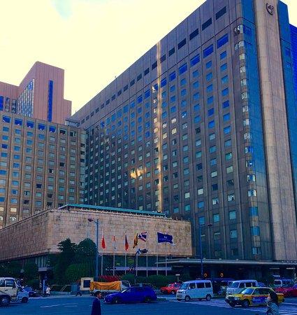 Imperial Hotel Tokyo: 帝国ホテル東京 外観