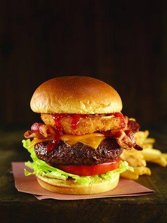Hard Rock Cafe Chiang Mai - Legendary Burger
