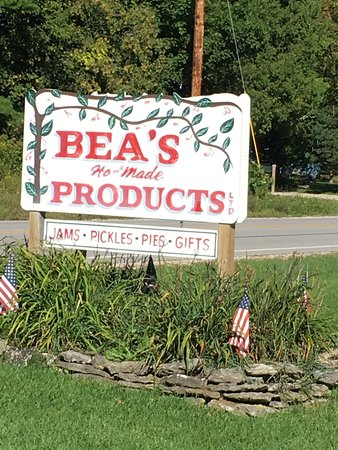 Gills Rock, WI: Bea's Ho-made Products