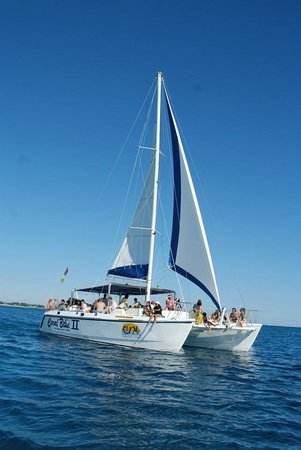 Coral Belle Catamaran Cruises