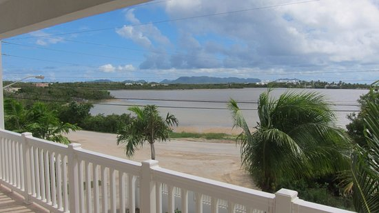 West End Village, Anguilla: View from the balcony
