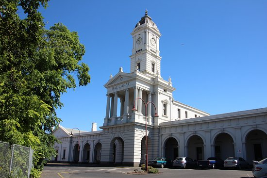 Ballarat Railway Station