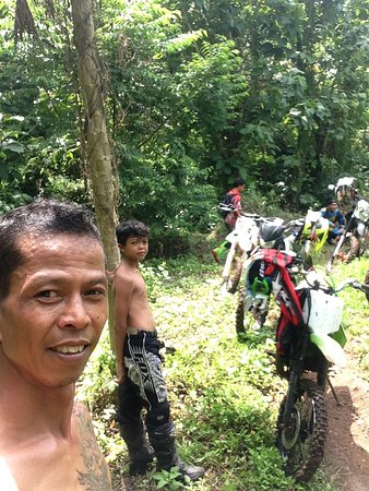 Bali Jungle Dirtbike