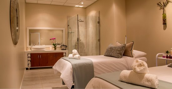 Ballito, South Africa: Couples Treatment room