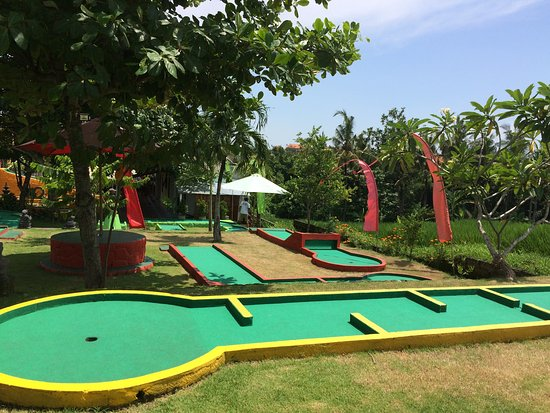Bali Mini Golf