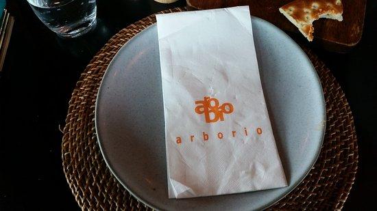 Arborio Restaurant, Cafe & Bar: 20161208_122655_large.jpg